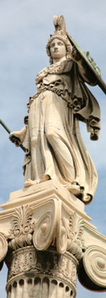 Athena, Goddess of Knowledge